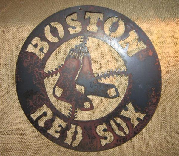 Wall Art Design Ideas: Beautiful Red Sox Wall Art 57 About Remodel Regarding Red Sox Wall Art (Image 20 of 20)