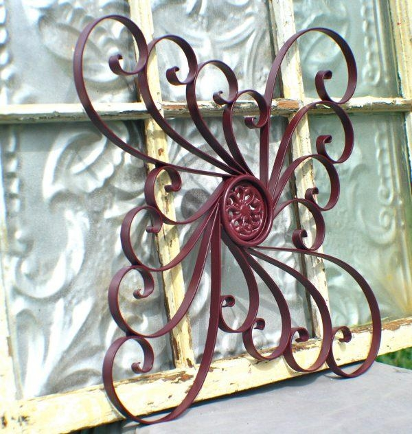 Wall Art Design Ideas: Good Metal Wall Art Outdoor Use 18 About Intended For Filipino Wall Art (Image 19 of 20)