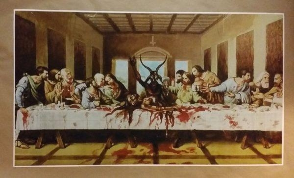 Wall Art Design Ideas: Trend The Last Supper Wall Art 45 On Cheap For The Last Supper Wall Art (Image 19 of 20)