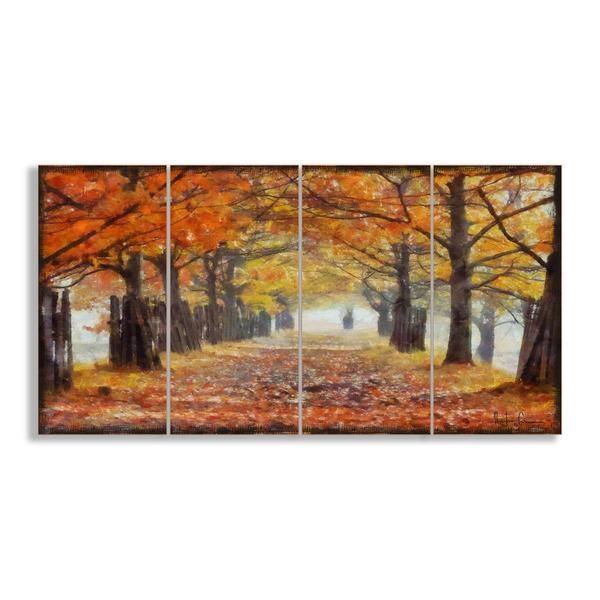 Wall Art Designs: 4 Piece Canvas Wall Art Large 4 Ppieces Canvas With 4 Piece Wall Art Sets (Image 18 of 20)
