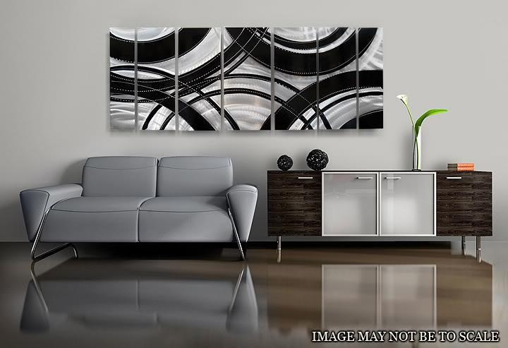 Wall Art Designs: Awesome Black Wall Art, Framed Artwork For The Throughout Black Silver Wall Art (View 11 of 20)