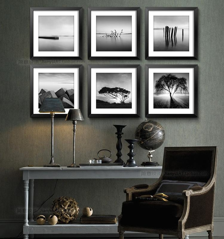 Wall Art Designs: Awesome Canvas Photo Wall Art Beautiful Photos Pertaining To Black And White Framed Wall Art (Image 16 of 20)
