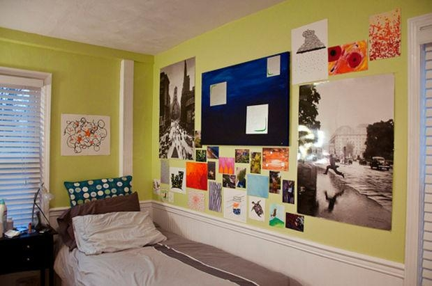 Wall Art Designs: Awesome Decoration College Dorm Wall Art Design With College Dorm Wall Art (View 3 of 20)