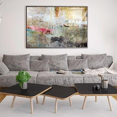 20 Photos Oversized Framed Art | Wall Art Ideas