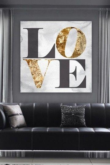 Wall Art Designs: Awesome Love Canvas Wall Art Love Art Print Within Black Love Wall Art (View 13 of 20)