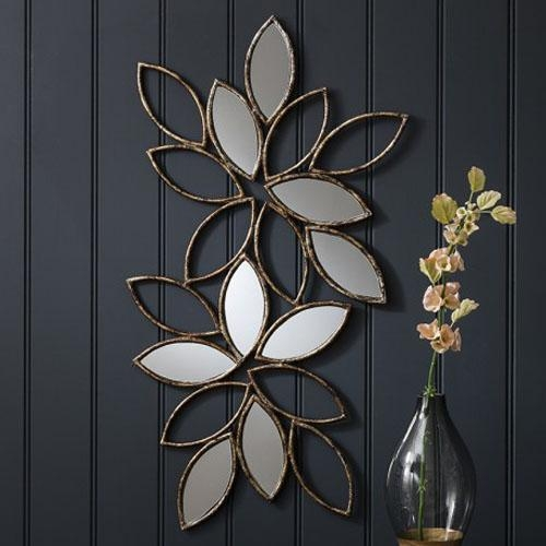 Wall Art Designs: Awesome Wall Art Mirror With Abstract Pattern Throughout Mirrors Modern Wall Art (View 14 of 20)