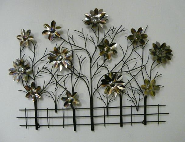 Wall Art Designs: Beautiful Wall Art Sculpture, Crate And Barrel Within Tree Wall Art Sculpture (View 12 of 20)