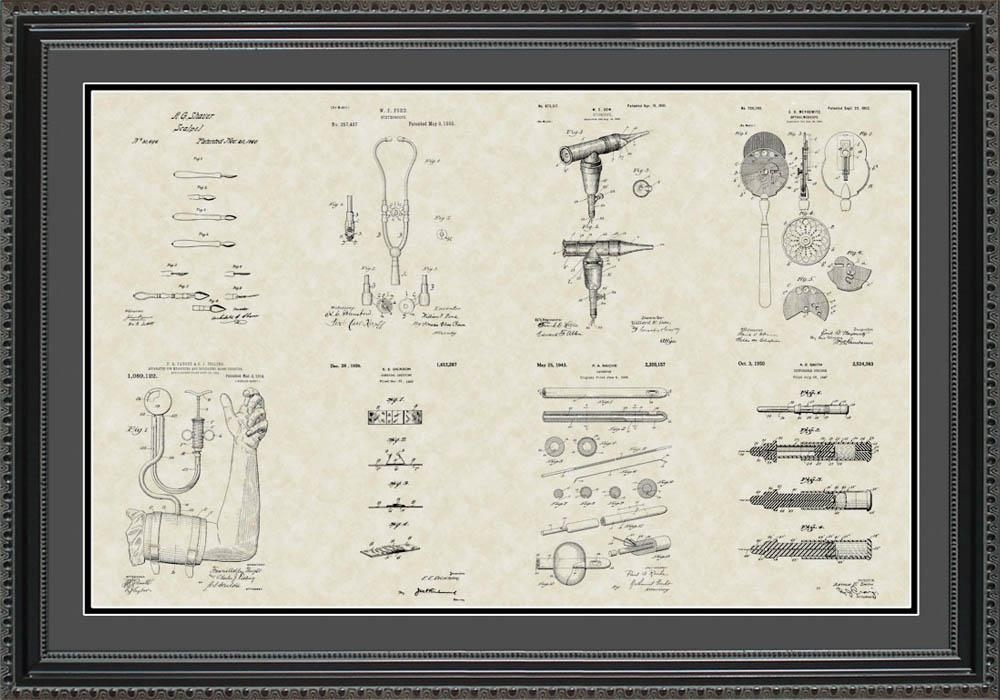 Featured Image of Medical Wall Art
