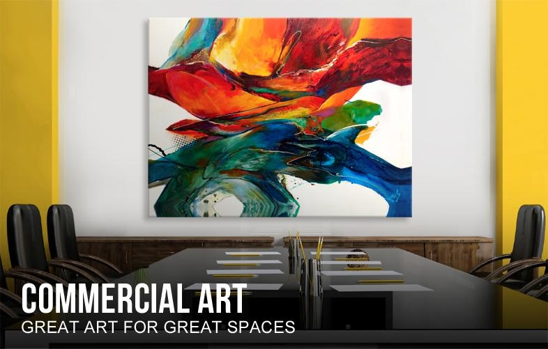 Wall Art Designs: Best Commercial Wall Art With Big Large Size Throughout Commercial Wall Art (Image 17 of 20)