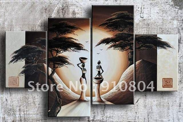 Wall Art Designs: Best Deals Oil Painting Wall Art On Canvas At For Oil Painting Wall Art On Canvas (View 12 of 20)