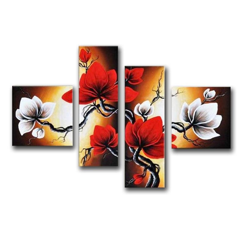 Wall Art Designs: Best Deals Oil Painting Wall Art On Canvas At Regarding Oil Painting Wall Art On Canvas (View 4 of 20)