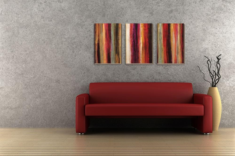 Wall Art Designs: Best Horizontal Canvas Wall Art Abstract Large With Horizontal Canvas Wall Art (Image 10 of 20)