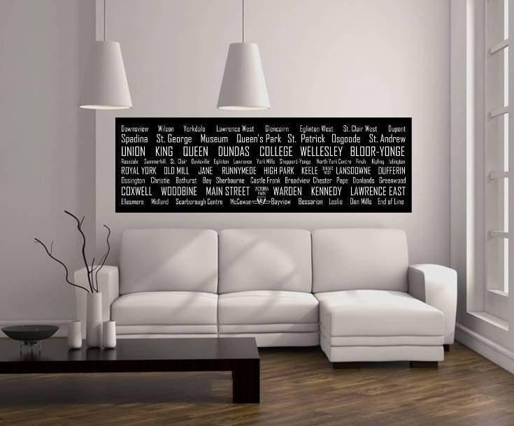 Featured Image of Horizontal Canvas Wall Art