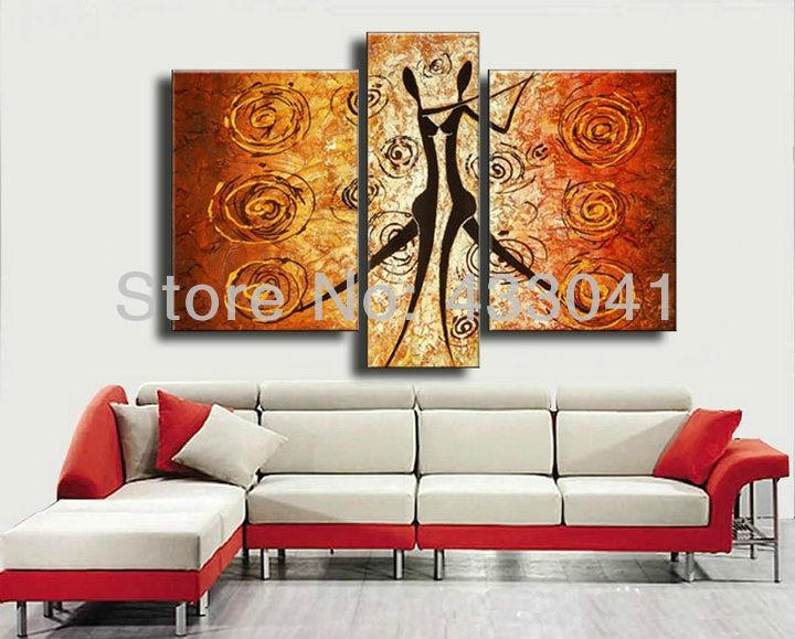 Wall Art Designs: Best Paintings 3 Piece Canvas Wall Art Sets For With Wall Art Sets For Living Room (View 17 of 20)