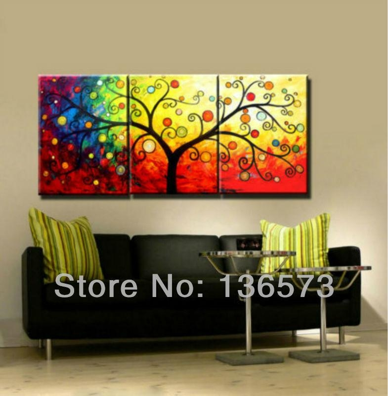 Wall Art Designs: Cheap 3 Piece Wall Art African 3 Piece Wall Art For Canvas Wall Art 3 Piece Sets (Image 18 of 20)