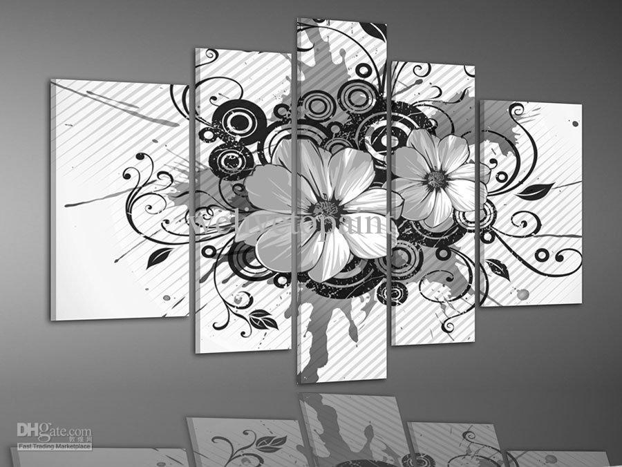 Wall Art Designs: Cheap Black And White Wall Art Best Artwork With Cheap Black And White Wall Art (Image 19 of 20)