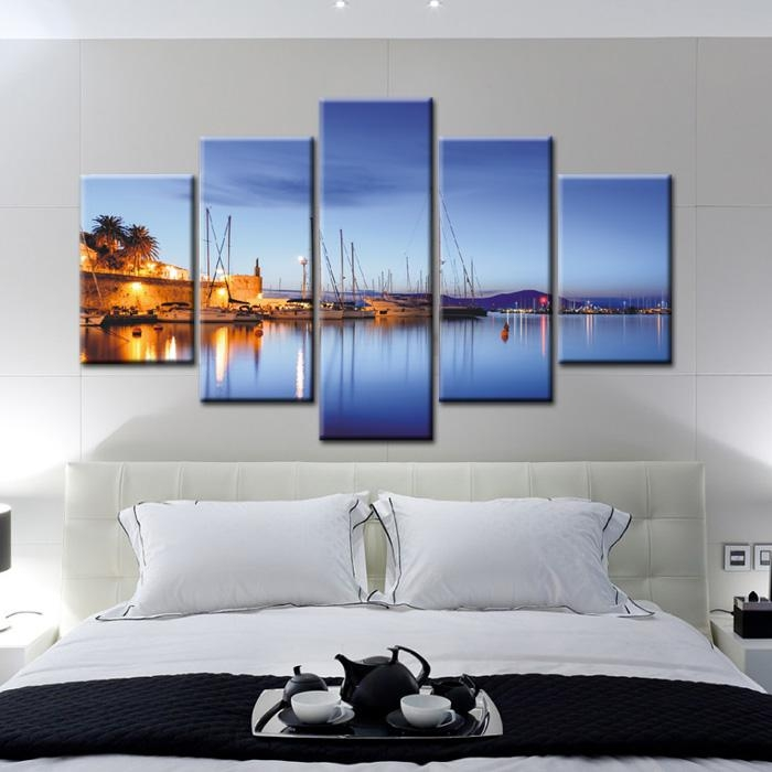 Wall Art Designs: Horizontal Wall Art Home Decor, Large Horizontal With Horizontal Canvas Wall Art (Image 14 of 20)