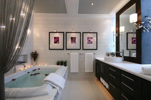 Wall Art Designs: Marvelous Modern Bathroom Wall Art Contemporary With Contemporary Bathroom Wall Art (Image 18 of 20)