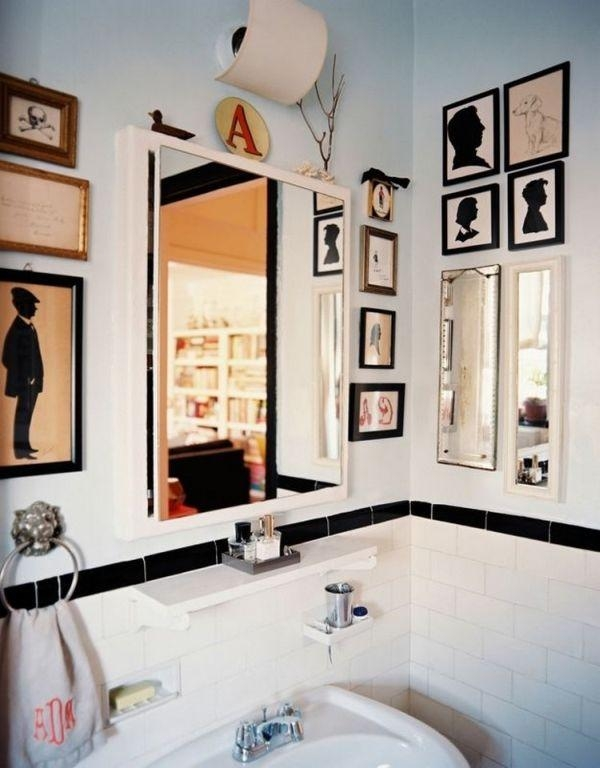 Wall Art Designs: Marvelous Modern Bathroom Wall Art Contemporary With Regard To Contemporary Bathroom Wall Art (View 11 of 20)