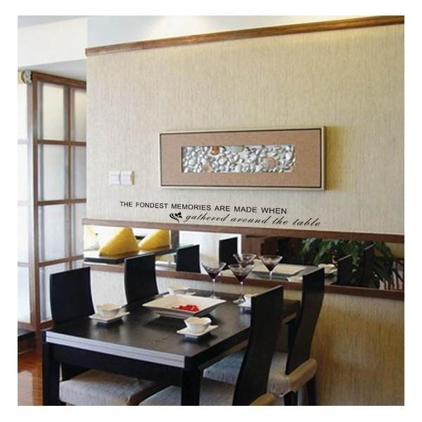 Wall Art Designs: Most Beautiful Decor Of Dining Room Wall Art Within Dining Area Wall Art (View 15 of 20)