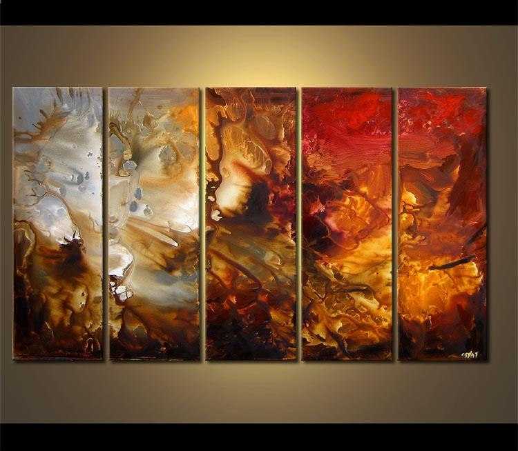 Wall Art Designs: Multi Panel Wall Art Artwork Home Decor Wall In Multiple Panel Wall Art (Image 16 of 20)