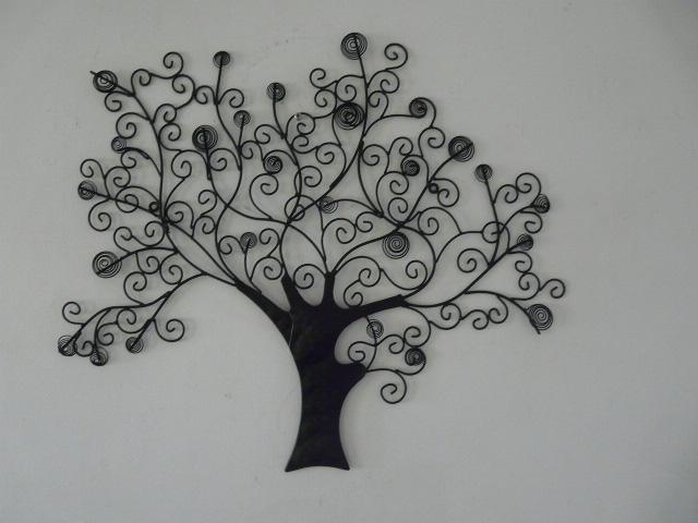 Wall Art Designs: Nice Metal Tree Wall Art, Wall Art Trees Metal Within Metal Oak Tree Wall Art (View 17 of 20)