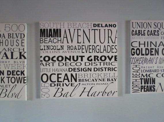 Wall Art Designs: Perfect Personalized Photo Wall Art For Your Regarding Customized Wall Art (Image 15 of 20)