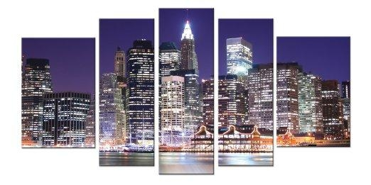 Wall Art Designs: Popular Wall Art New York City From Best Artist Regarding New York City Canvas Wall Art (View 2 of 20)