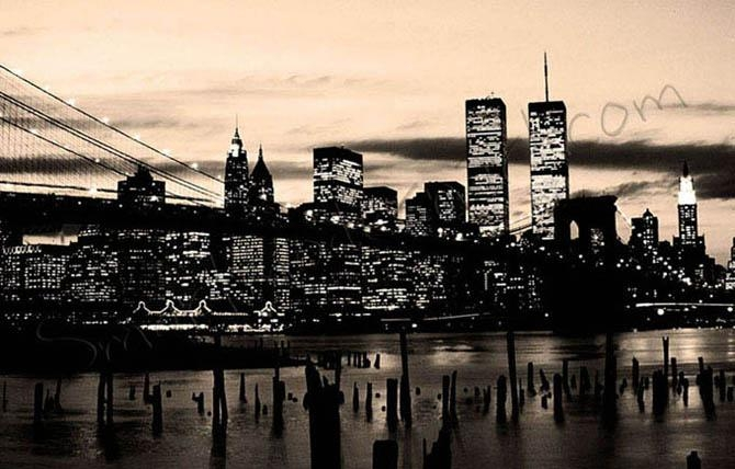 Wall Art Designs: Popular Wall Art New York City From Best Artist Throughout New York City Wall Art (Image 18 of 20)
