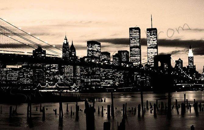 Wall Art Designs: Popular Wall Art New York City From Best Artist Throughout New York City Wall Art (View 11 of 20)
