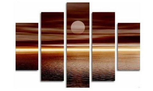 Wall Art Designs: Sensational Shop Wall Art Piece On Canvas Within Multiple Piece Wall Art (Image 20 of 20)