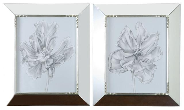 Wall Art Designs: Spectacular Reflect Your Style Of Mirror Framed Pertaining To Mirrored Frame Wall Art (Image 19 of 20)