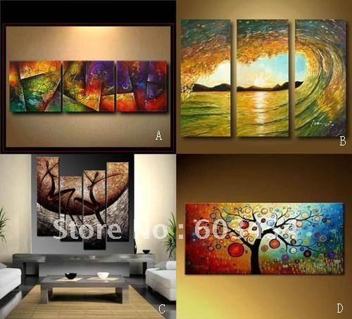 Wall Art Designs: Top Cheap Canvas Wall Art Sets Cheap Canvas For Cheap Wall Art Canvas Sets (Image 19 of 20)
