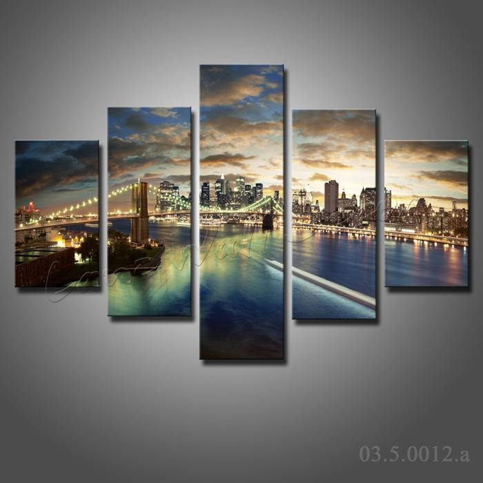 Wall Art Designs: Top New York City Wall Art Canvas Wall Art Nyc Intended For New York City Canvas Wall Art (View 19 of 20)