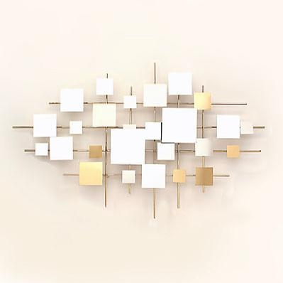 Featured Image of Wall Art Mirrors Contemporary