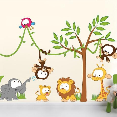 Wall Art Designs: Top Wall Art Stickers Childrens Rooms Ikea Wall Inside Wall Art Stickers For Childrens Rooms (Image 17 of 20)
