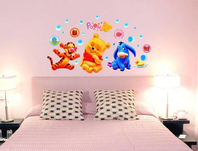 Wall Art Designs: Top Wall Art Stickers Childrens Rooms Ikea Wall With Regard To Wall Art Stickers For Childrens Rooms (Image 19 of 20)