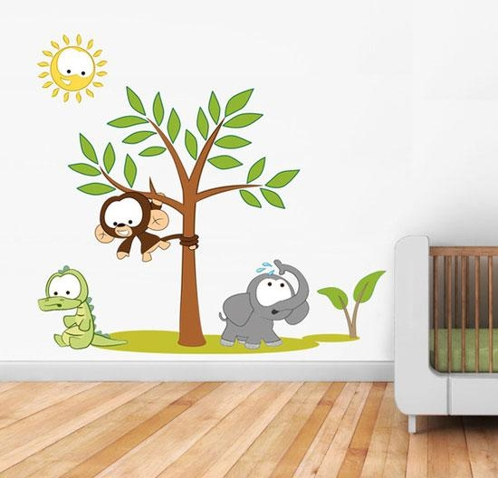Wall Art Designs: Wonderful Children Ideas Wall Art For Kids With Regard To Children Wall Art (View 6 of 20)