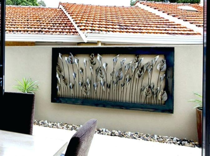 Wall Art ~ Giant Wall Art Metal Large Outdoor Wall Art Metal Large Within Metal Large Outdoor Wall Art (Image 16 of 20)
