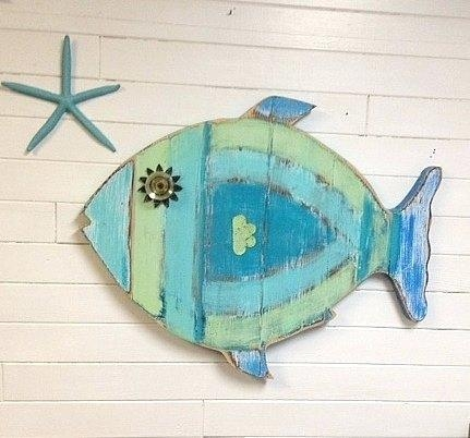 Wall Art ~ Glass Fish Shoal Wall Art Glass Fish Wall Art Glass And For Fish Shoal Wall Art (View 7 of 20)