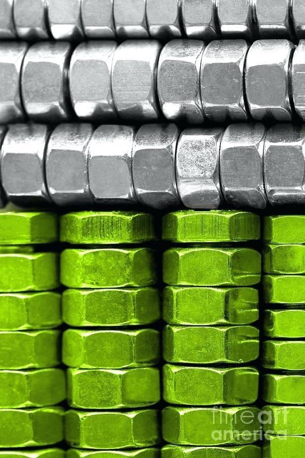 Wall Art ~ Green Wall Art Decor Abstract Art Canvas Brown Green Regarding Lime Green Metal Wall Art (Image 14 of 20)