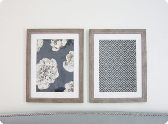 Wall Art Ideas Inside Framed Fabric Wall Art (Image 19 of 20)