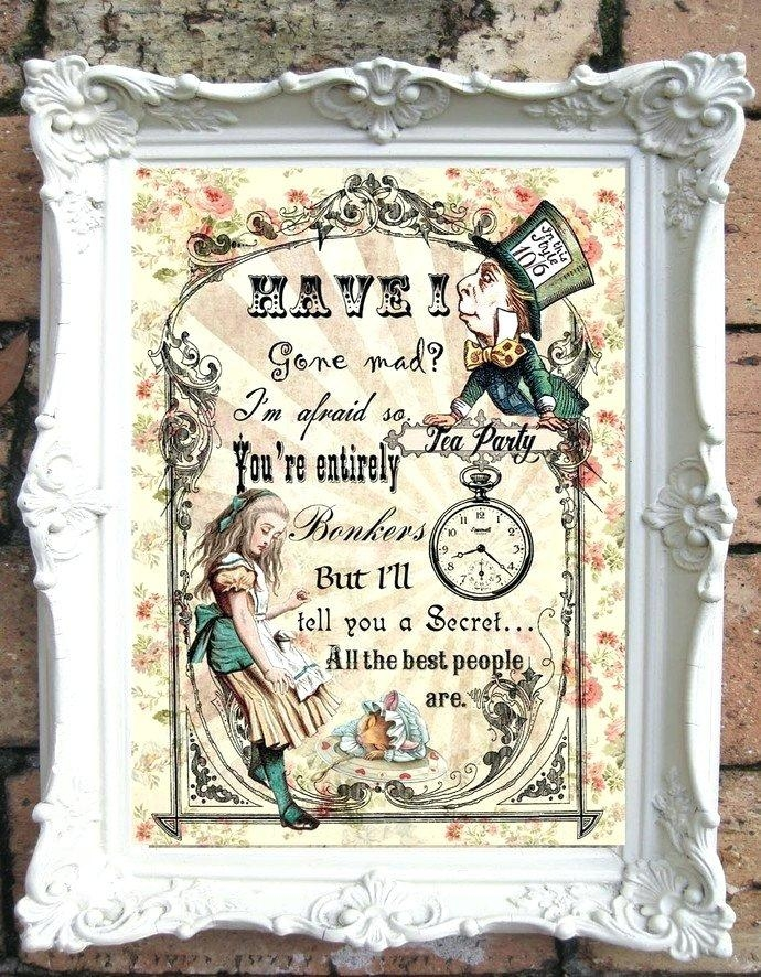 Wall Art ~ Industrial Chic Wall Art Shabby Chic Canvas Wall Art Uk Throughout Shabby Chic Canvas Wall Art (Image 17 of 20)