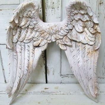 Wall Art ~ Large Angel Wings Wall Decor Uk Angel Wings Wall Art In Angel Wings Sculpture Plaque Wall Art (View 14 of 20)