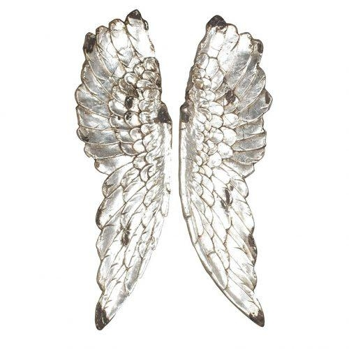 Wall Art ~ Large Angel Wings Wall Decor Uk Angel Wings Wall Art With Regard To Angel Wings Sculpture Plaque Wall Art (View 13 of 20)