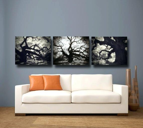 Wall Art: Large Black And White Wall Art (Image 20 of 20)