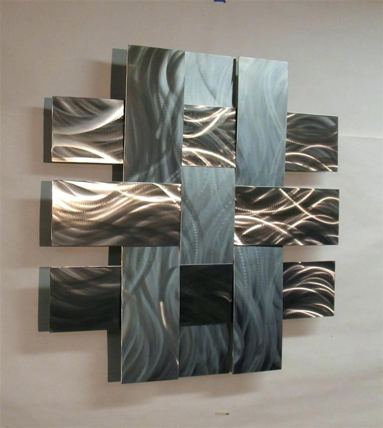Wall Art ~ Large Metal Wall Art Outdoor Big Metal Wall Art Uk Regarding Uk Contemporary Wall Art (View 12 of 20)