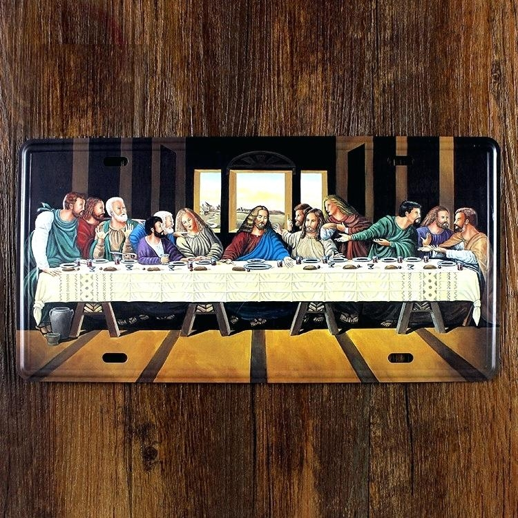 Wall Art ~ Last Supper 3D Wall Art Last Supper Wall Art Last In The Last Supper Wall Art (Image 18 of 20)