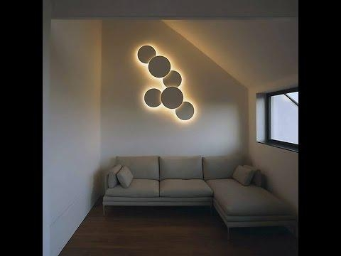 Wall Art Lightingvibia | Lumens – Youtube Regarding Wall Art Lighting (Image 17 of 20)