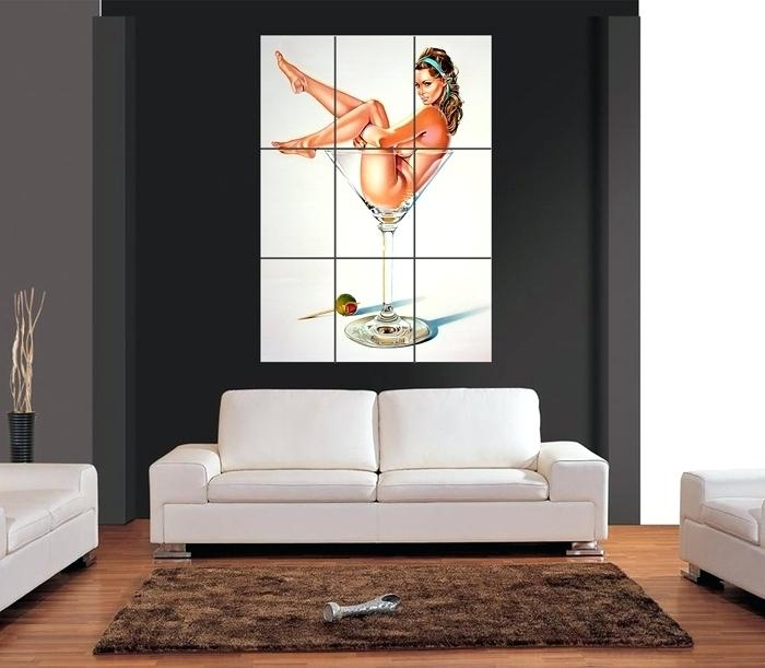 Wall Art ~ Martini Wall Art Martini Wall Art Metal Giant Martini Inside Martini Metal Wall Art (Image 17 of 20)